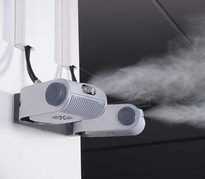 Dezentrale Luftbefeuchtung