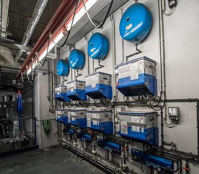 Wasseraufbereitung in der Praxis